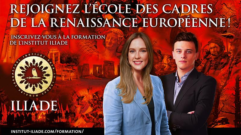 Rejoignez l'école des cadres de la Renaissance européenne !