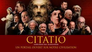 CITATIO, un portail ouvert sur notre civilisation