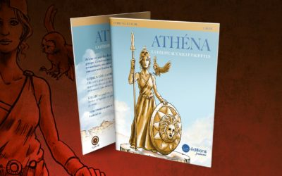 Athéna, la déesse aux mille facettes
