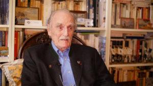 Hommage de l'Institut Iliade à Jean Raspail