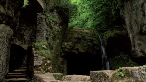 De Rocamadour au moulin du Saut