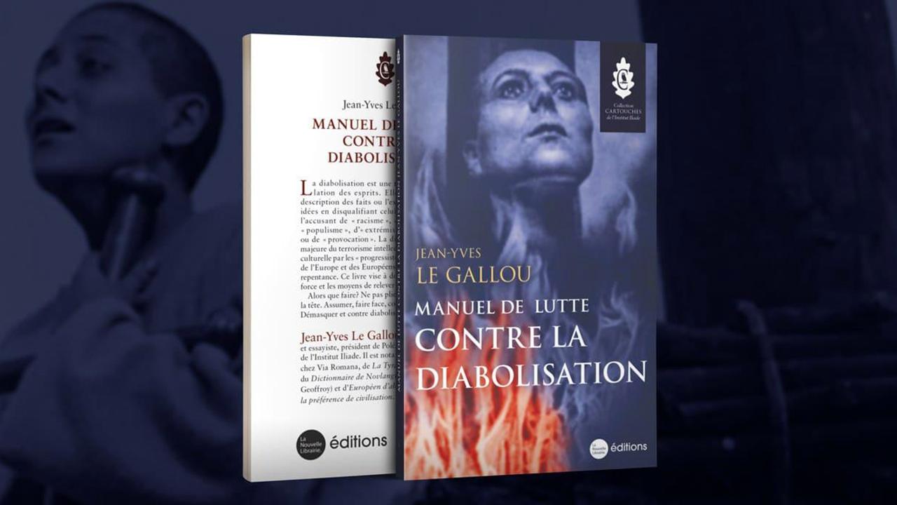 En finir avec la diabolisation: la réponse choc de Jean-Yves LeGallou