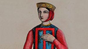 Mahaut d'Artois (1270 ? – 1329)
