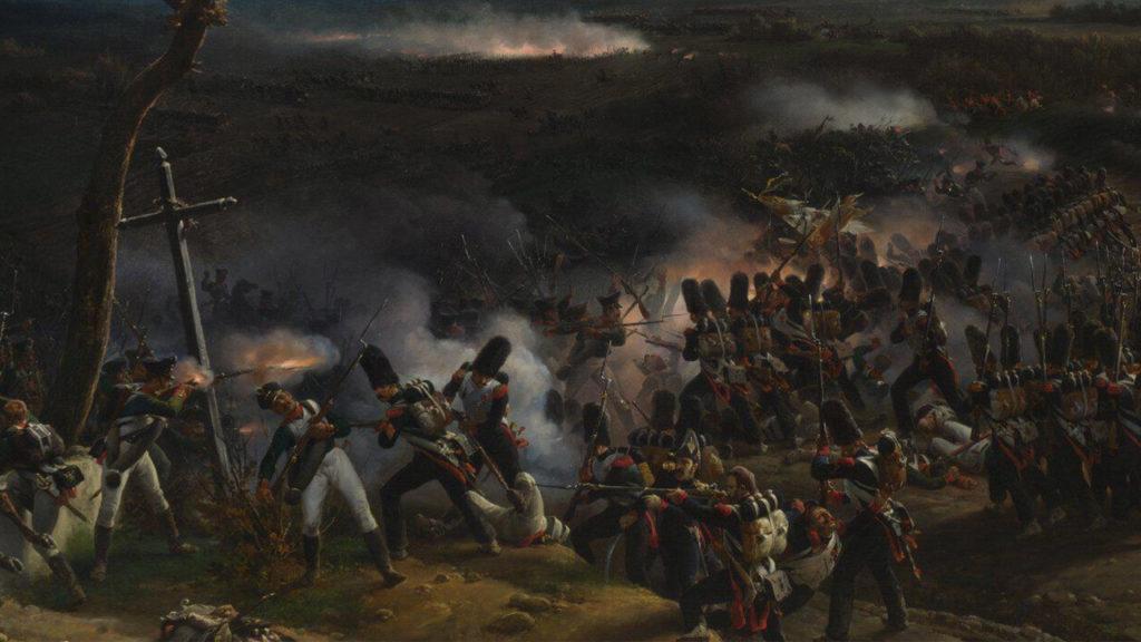 Napoléon et la campagne de France (27 janvier - 4 avril 1813)