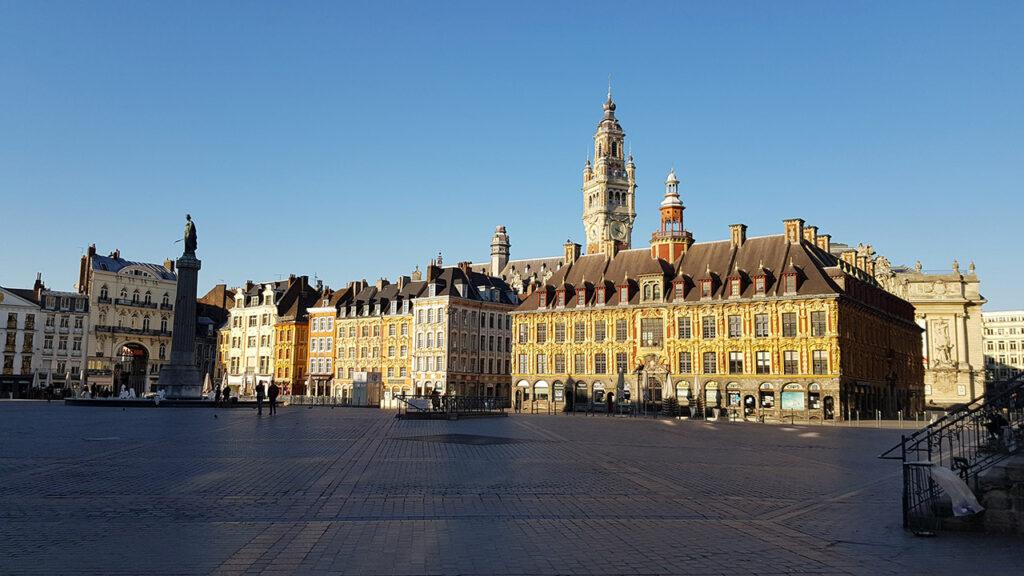 Lille, l'âme de la Flandre française