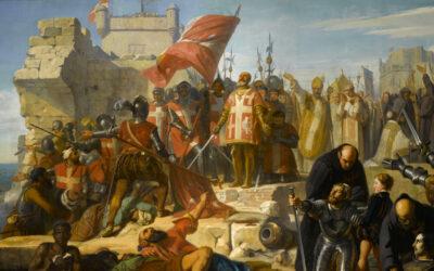 Le «GrandSiège» de Malte(1565) : quand la Chrétienté repousse le Turc