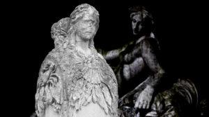 Les déesses gauloises des eaux : Damona et Acionna