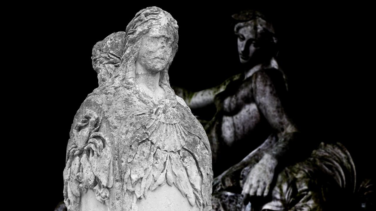 Les déesses gauloises des eaux: Damona et Acionna