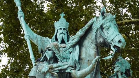 Charlemagne, l'empereur d'Occident (768-814)