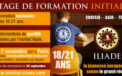 Formation initiale
