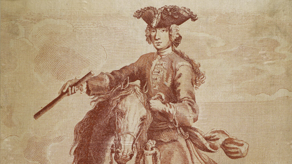 « Bonnie Prince Charlie », le dernier Stuart