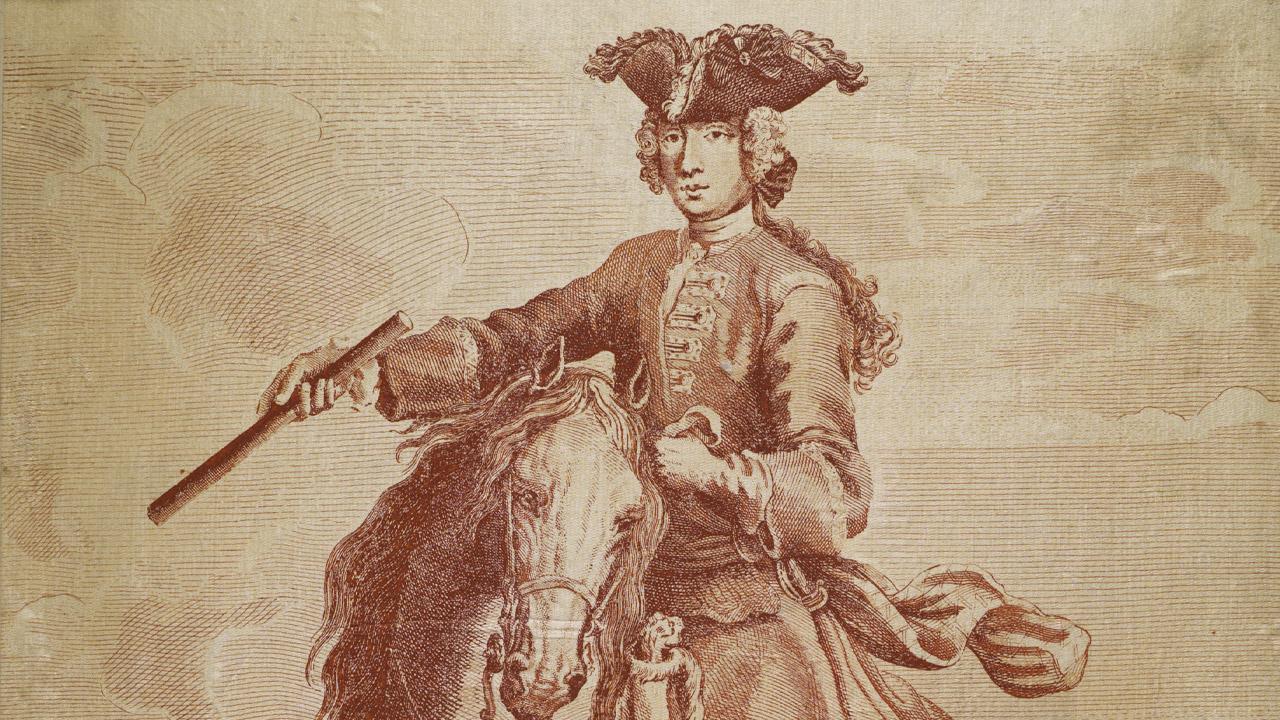 «Bonnie Prince Charlie», le dernier Stuart