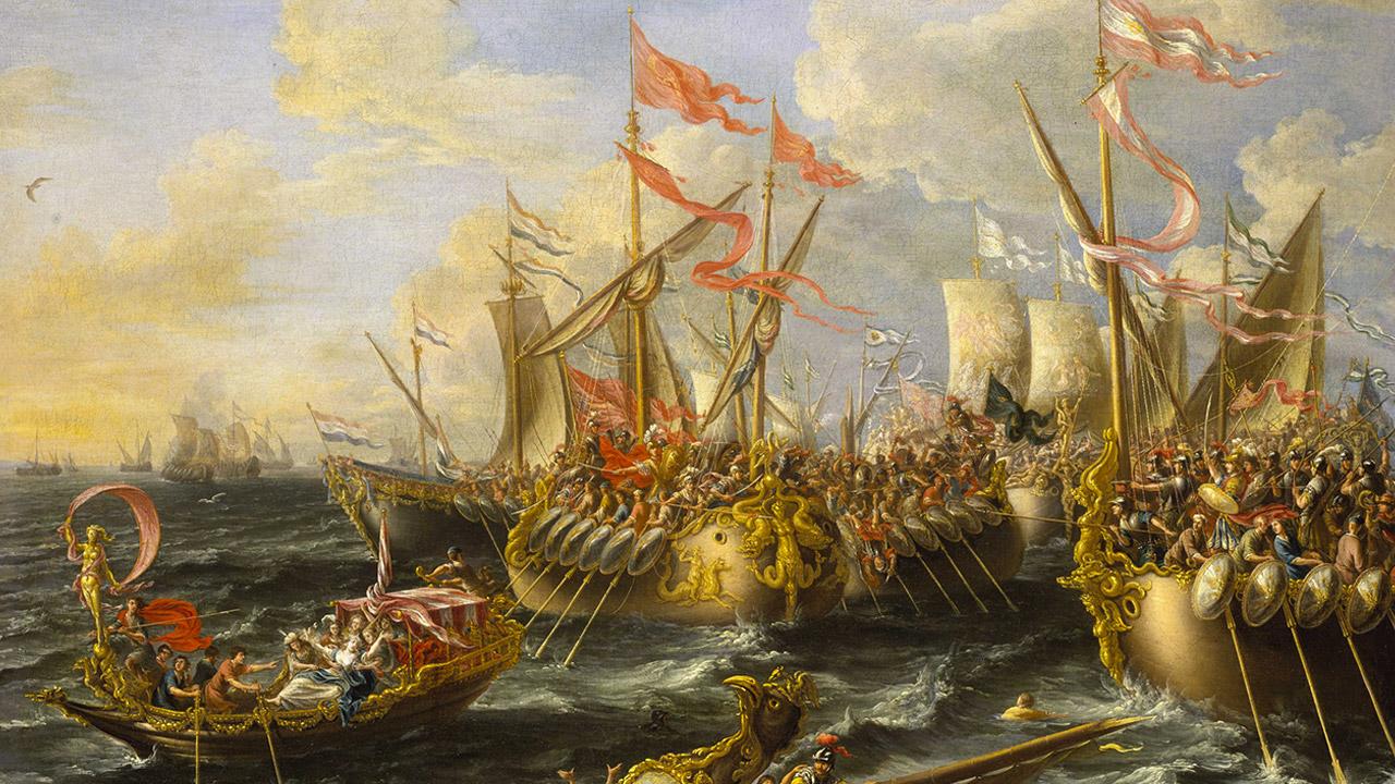 Actium ou la défaite de l'Orient (31 av. J.-C.)