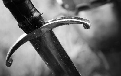 Excalibur, Durandal, Joyeuse: la force de l'épée