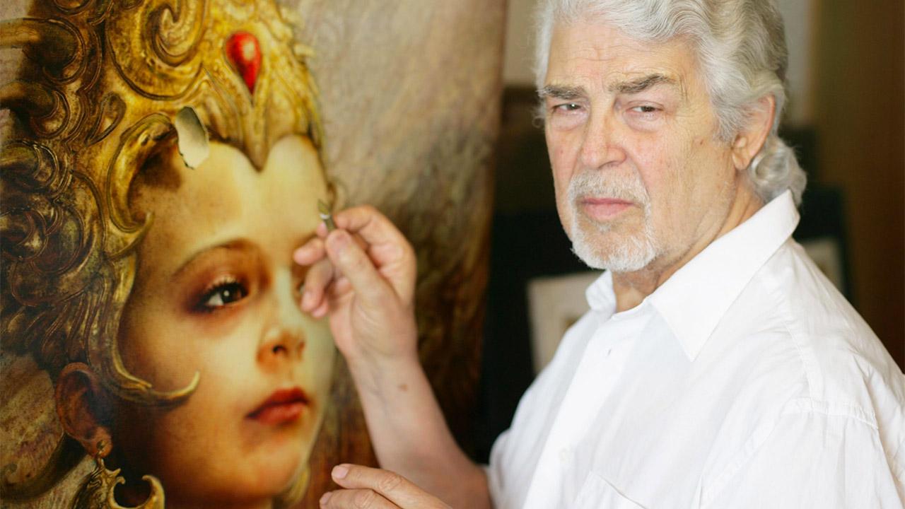 Gérard Di-Maccio, le pape de l'art visionnaire