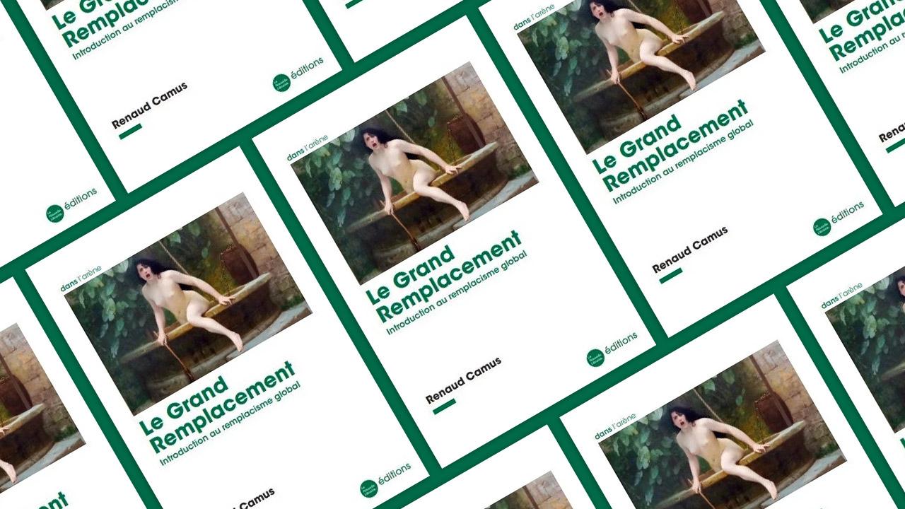 Renaud Camus face au remplacisme global, par Fabien Niezgoda
