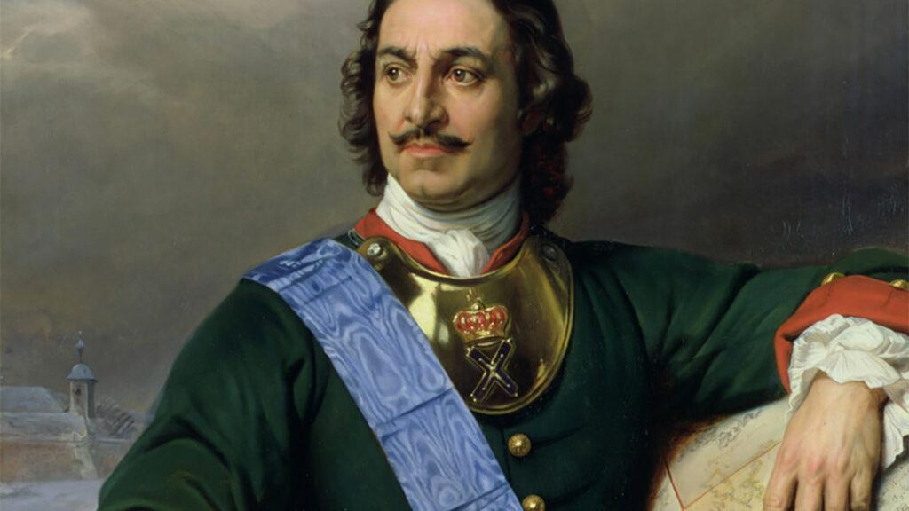 Pierre le Grand, fondateur de la Russie moderne (1672-1725)